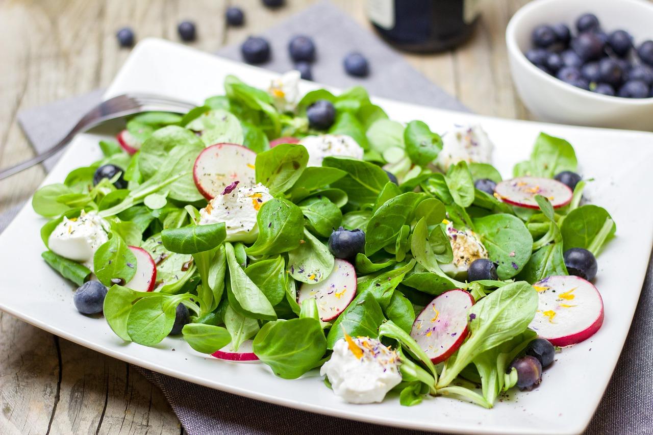 Zdrowa żywność szansą na nienaganne zdrowie
