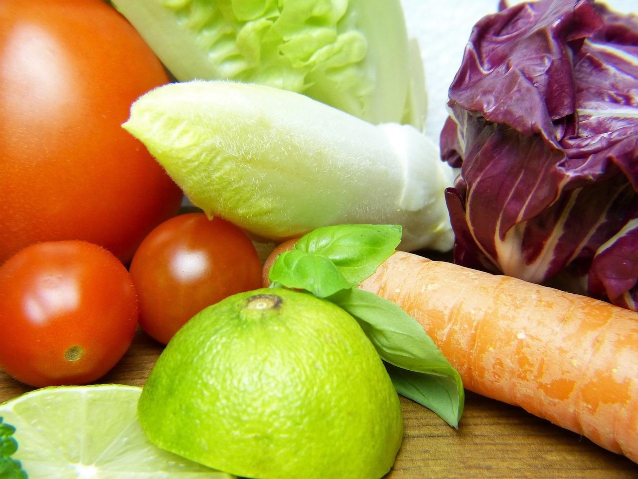 Zdrowa żywność dla dorosłych i dla dzieci