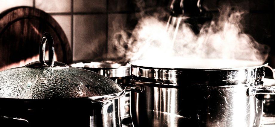 Kotły warzelne w gastronomii