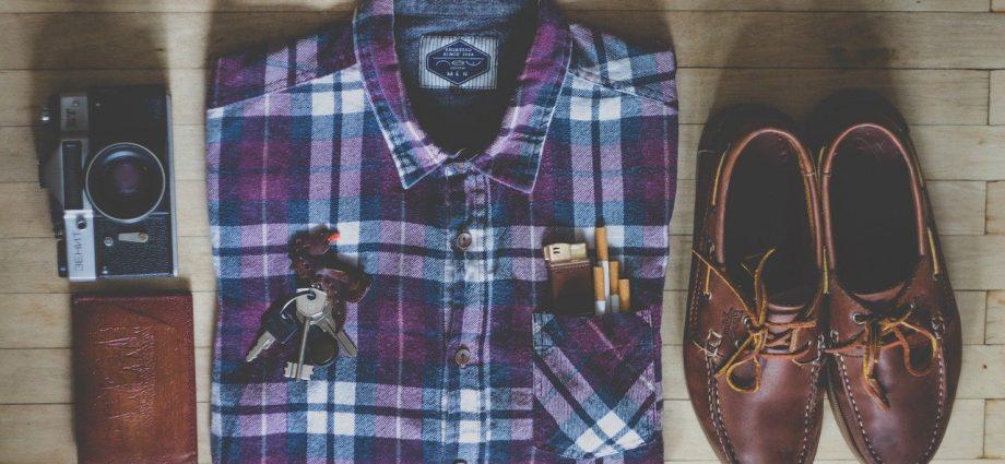 Kupujemy męską odzież w Internecie