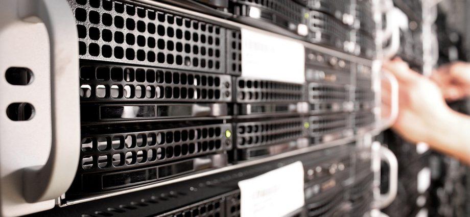 Czym są szafy serwerowe